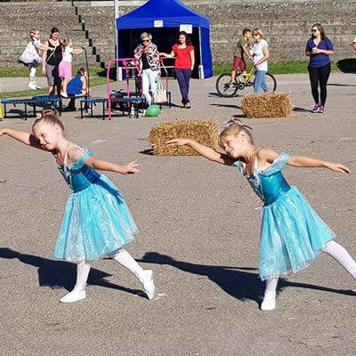 szkoła tańca SZOk dni miasta wydarzenia miejskie